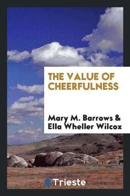 The Value of Cheerfulness (Paperback)