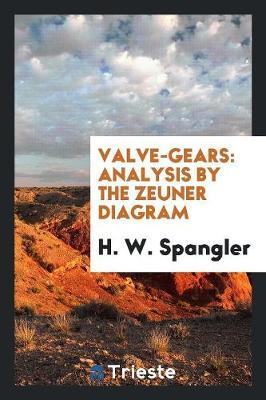 Valve-Gears: Analysis by the Zeuner Diagram (Paperback)