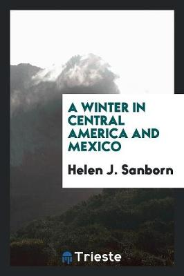 A Winter in Central America and Mexico (Paperback)