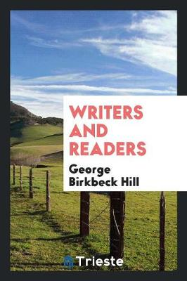 Writers and Readers (Paperback)