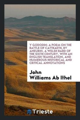 Y Gododin: A Poem on the Battle of Cattraeth, by Aneurin, a Welsh Bard of the Sixth Century, with an English Translation, and Numerous Historical and Critical Annotations (Paperback)