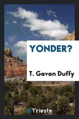 Yonder? (Paperback)
