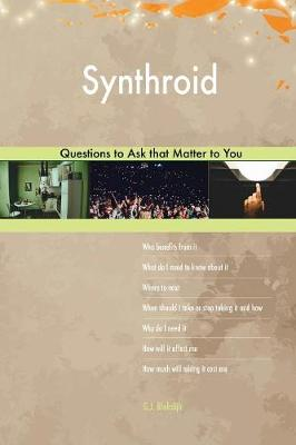 Synthroid 468 Questions to Ask That Matter to You (Paperback)