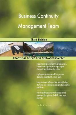 Business Continuity Management Team: Third Edition (Paperback)