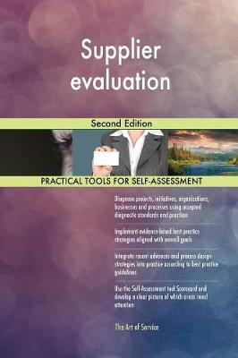 Supplier Evaluation: Second Edition (Paperback)