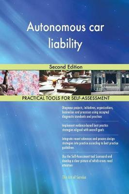 Autonomous Car Liability Second Edition (Paperback)