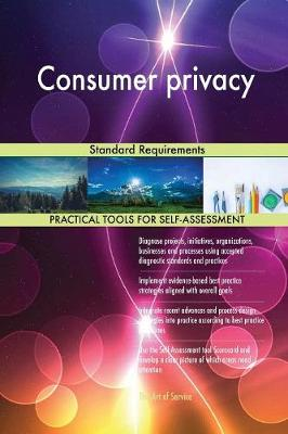 Consumer Privacy Standard Requirements (Paperback)