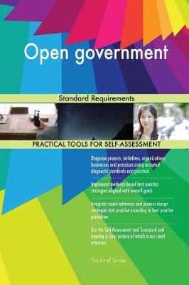 Open Government Standard Requirements (Paperback)