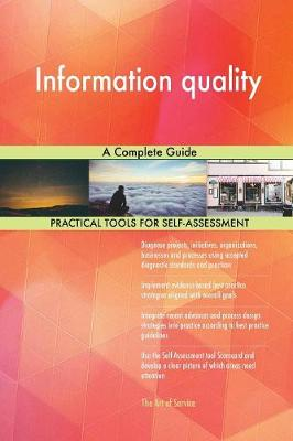 Information Quality a Complete Guide (Paperback)