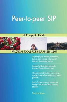 Peer-To-Peer Sip a Complete Guide (Paperback)