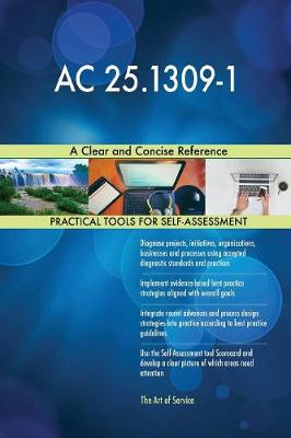 AC 25.1309-1 a Clear and Concise Reference (Paperback)