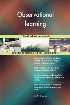 Observational Learning Standard Requirements (Paperback)