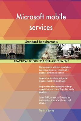 Microsoft Mobile Services Standard Requirements (Paperback)