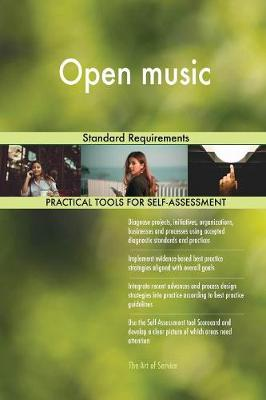 Open Music Standard Requirements (Paperback)
