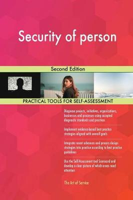 Security of Person Second Edition (Paperback)