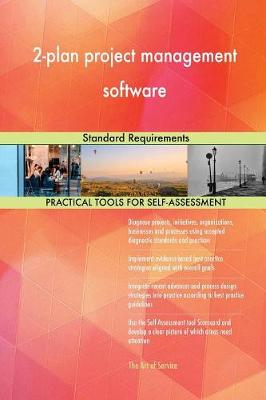 2-Plan Project Management Software Standard Requirements (Paperback)