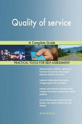 Quality of Service a Complete Guide (Paperback)