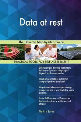 Data at Rest the Ultimate Step-By-Step Guide (Paperback)