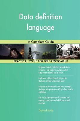 Data Definition Language a Complete Guide (Paperback)