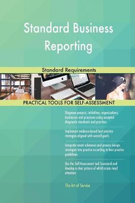 Standard Business Reporting Standard Requirements (Paperback)