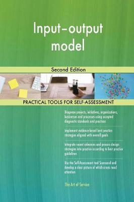 Input-Output Model Second Edition (Paperback)
