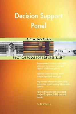 Decision Support Panel a Complete Guide (Paperback)