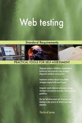 Web Testing Standard Requirements (Paperback)