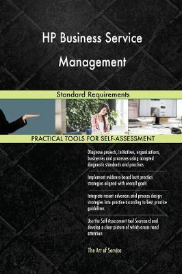 HP Business Service Management Standard Requirements (Paperback)
