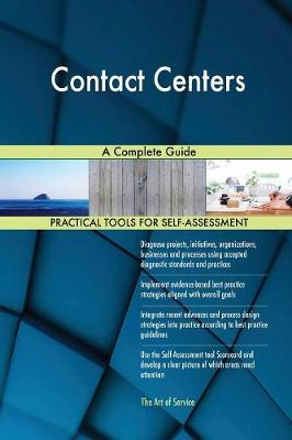 Contact Centers a Complete Guide (Paperback)