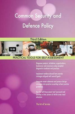 Common Security and Defence Policy Third Edition (Paperback)
