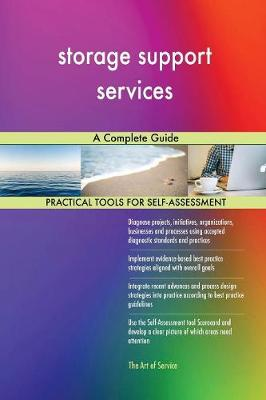 Storage Support Services a Complete Guide (Paperback)