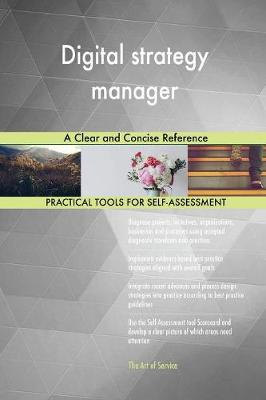 Digital Strategy Manager a Clear and Concise Reference (Paperback)