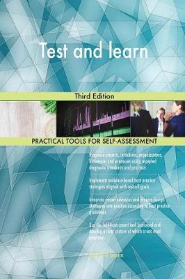Test and Learn Third Edition (Paperback)