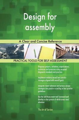 Design for Assembly a Clear and Concise Reference (Paperback)