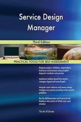 Service Design Manager Third Edition (Paperback)