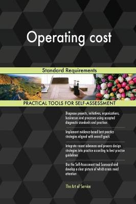 Operating Cost Standard Requirements (Paperback)