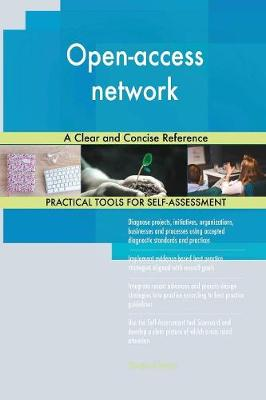 Open-Access Network a Clear and Concise Reference (Paperback)