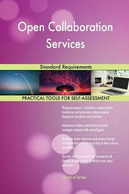 Open Collaboration Services Standard Requirements (Paperback)