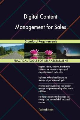 Digital Content Management for Sales Standard Requirements (Paperback)