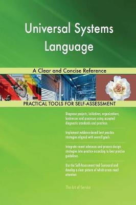 Universal Systems Language a Clear and Concise Reference (Paperback)