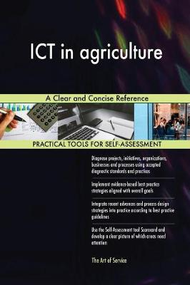 Ict in Agriculture a Clear and Concise Reference (Paperback)