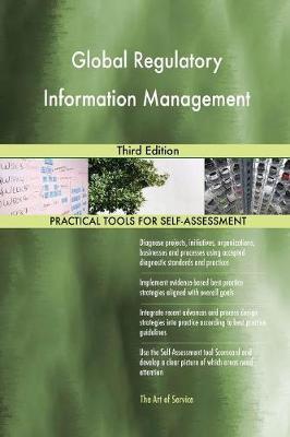 Global Regulatory Information Management Third Edition (Paperback)