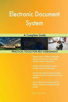 Electronic Document System a Complete Guide (Paperback)