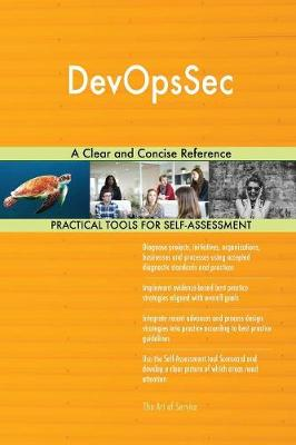 Devopssec a Clear and Concise Reference (Paperback)