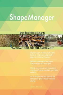 Shapemanager Standard Requirements (Paperback)