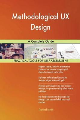 Methodological UX Design a Complete Guide (Paperback)