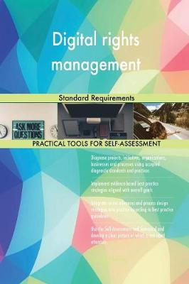 Digital Rights Management Standard Requirements (Paperback)