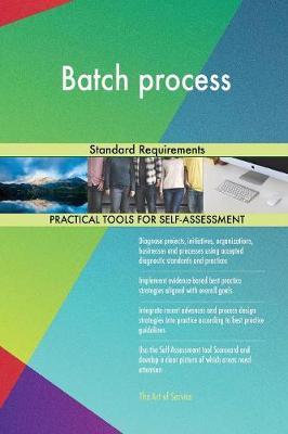 Batch Process Standard Requirements (Paperback)