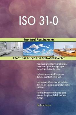 ISO 31-0 Standard Requirements (Paperback)