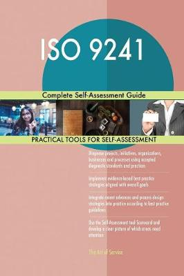 ISO 9241 Complete Self-Assessment Guide (Paperback)